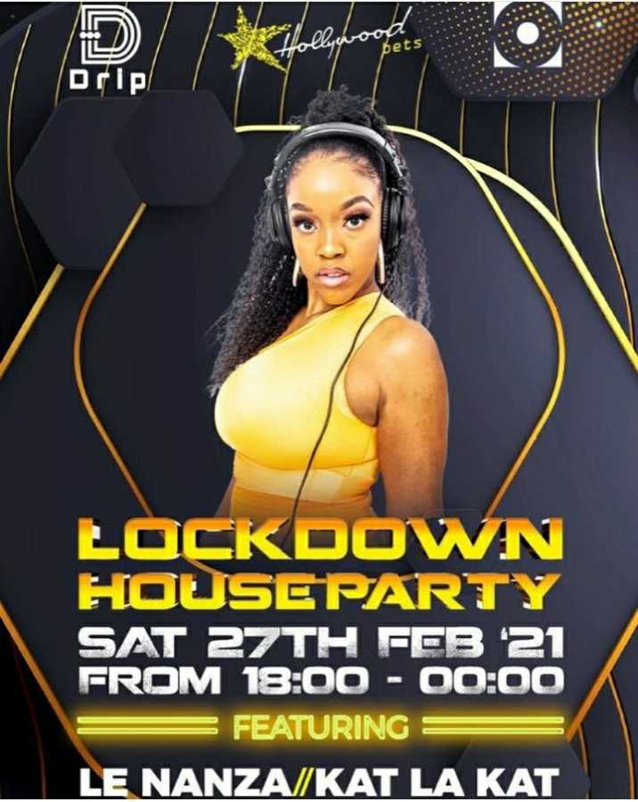 Le Nanza – Lockdown House Party Mix