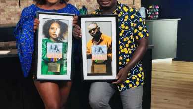 Makhadzi Goes Gold For The First Time With Murahu After 11 Years Of Singing