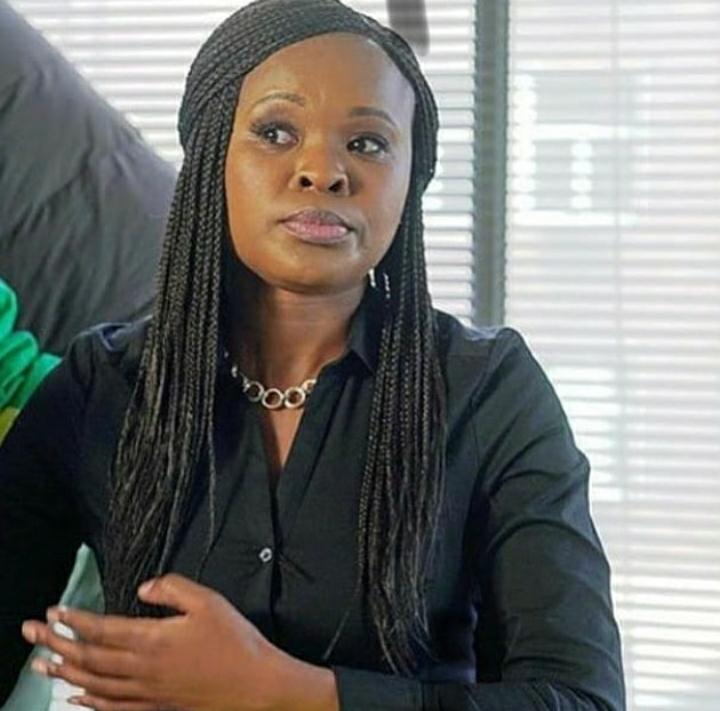 Mzansi Mourns As Actress Noxolo Maqashalala Dies