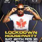 Njelic Lockdown House Party 20 Feb 21