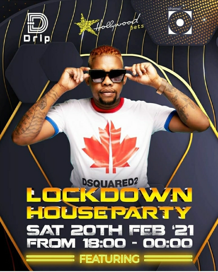 Njelic Lockdown House Party 20 Feb 21