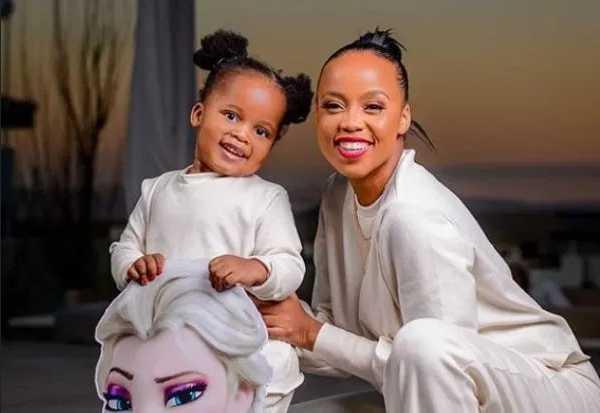 Ntando Duma's Interesting Revelation About Daughter Sbahle & Social Media