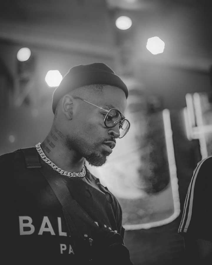 Prince Kaybee Shares What He Does With Girlfriend Zola Mhlongo At Midnights
