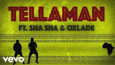 Tellaman Drops Overdue Ft. Oxlade, Sha Sha