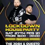 The Josh & Questo – Lockdown House Party Mix