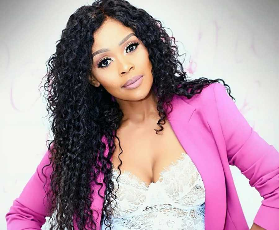 Thembi Seete Biography: Age, Child, Husband, Baby Daddy, Gomora, Education & Contact Details