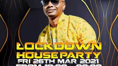 This Weekend Channel O Lockdown House Party (26th-27th March, 2021) Lineup