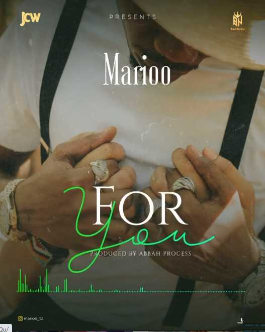 Marioo – For You
