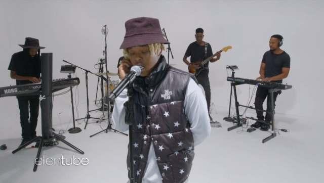Watch Nasty C Performs With Ari Lennox On The Ellen DeGeneres Show