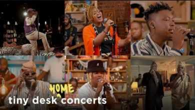 Watch The New 'Coming 2 America — Sounds of Zamunda' Tiny Desk (Home Concert)