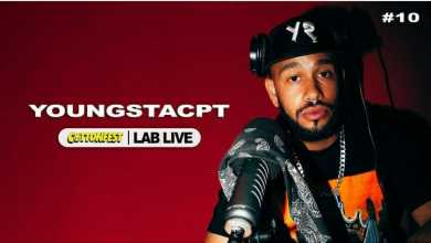 """YoungstaCPT Featured On Riky Rick's New Episode Of """"Lab Live"""""""