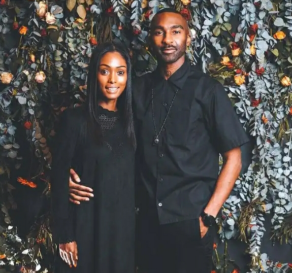 Riky Rick And Wife Look Stunning In Maxhosa Outfits