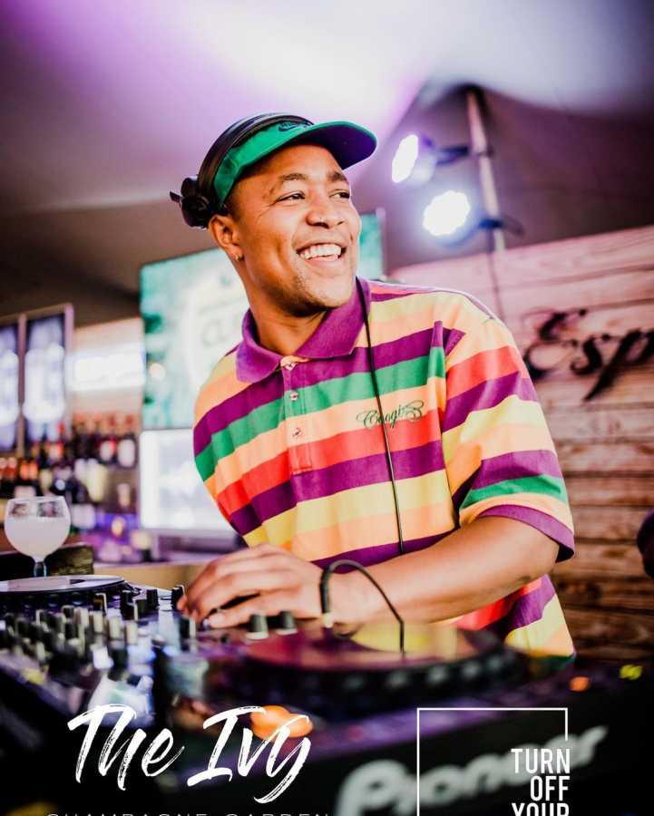 DJ Speedsta Endorses Monster Energy