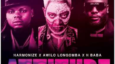 Harmonize Gives Fans Attitude Ft. Awilo Longomba, H Baba
