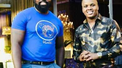 Khuzani Links Up With Big Zulu