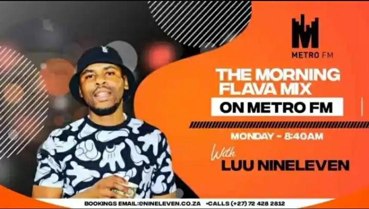 Luu Nineleven – Metro FM Morning Flava Mix (April-2021)