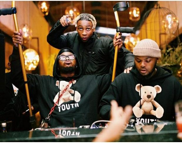 Major League DJz Dub Uncle Vinny The Coolest Kid In SA