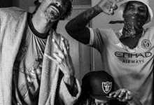 Nasty C hangs with Snoop Dogg and DJ Whookid