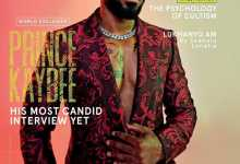 Prince Kaybee Looking Dapper On The Cover Of GQ Magazine
