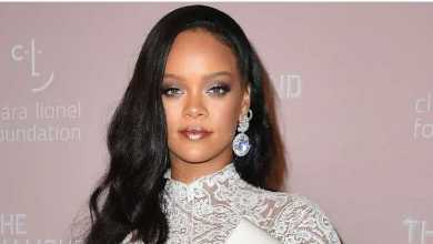 Rihanna Joins Anti Racism Protest To Stop Anti-Asians In The US