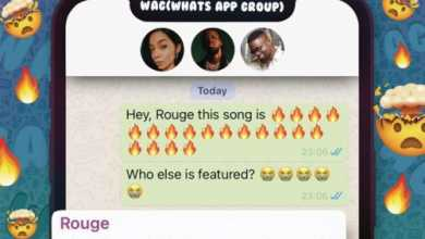 Rouge – W.A.G Ft. Sarkodie & Youssoupha