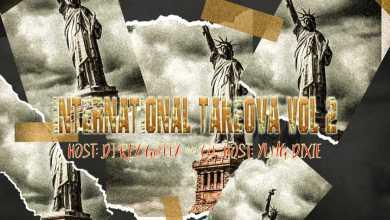 DJ Rey Gotty & Yung Dixie – TakeOva Vol.2 Mixtape