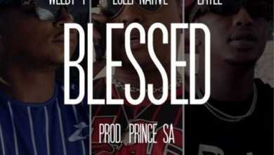 Weedy T – Blessed ft. Emtee & Lolli Native