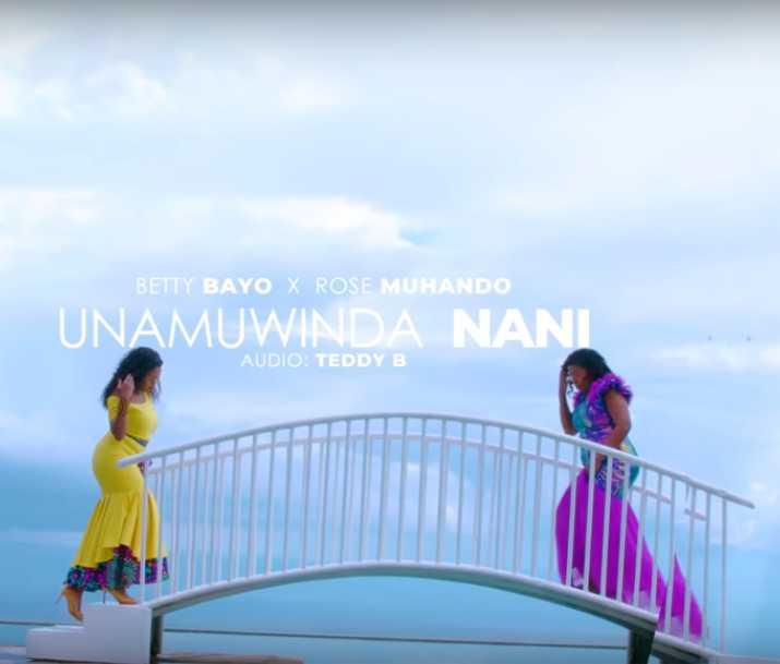 Betty Bayo – Unamuwinda Nani ft. Rose Muhando