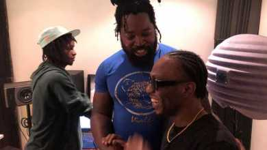 Big Zulu Shares Studio Session With Gemini Major And Tanzanian Singer Rich Mavoko