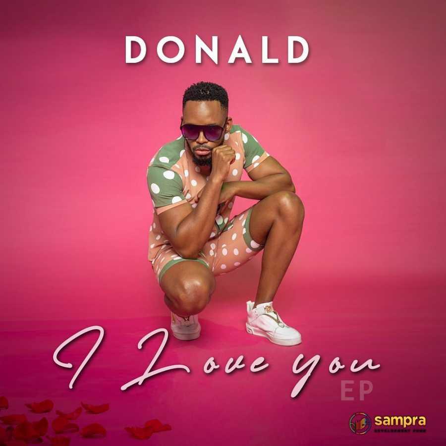 "Donald Drops ""I Love You' EP Soon"