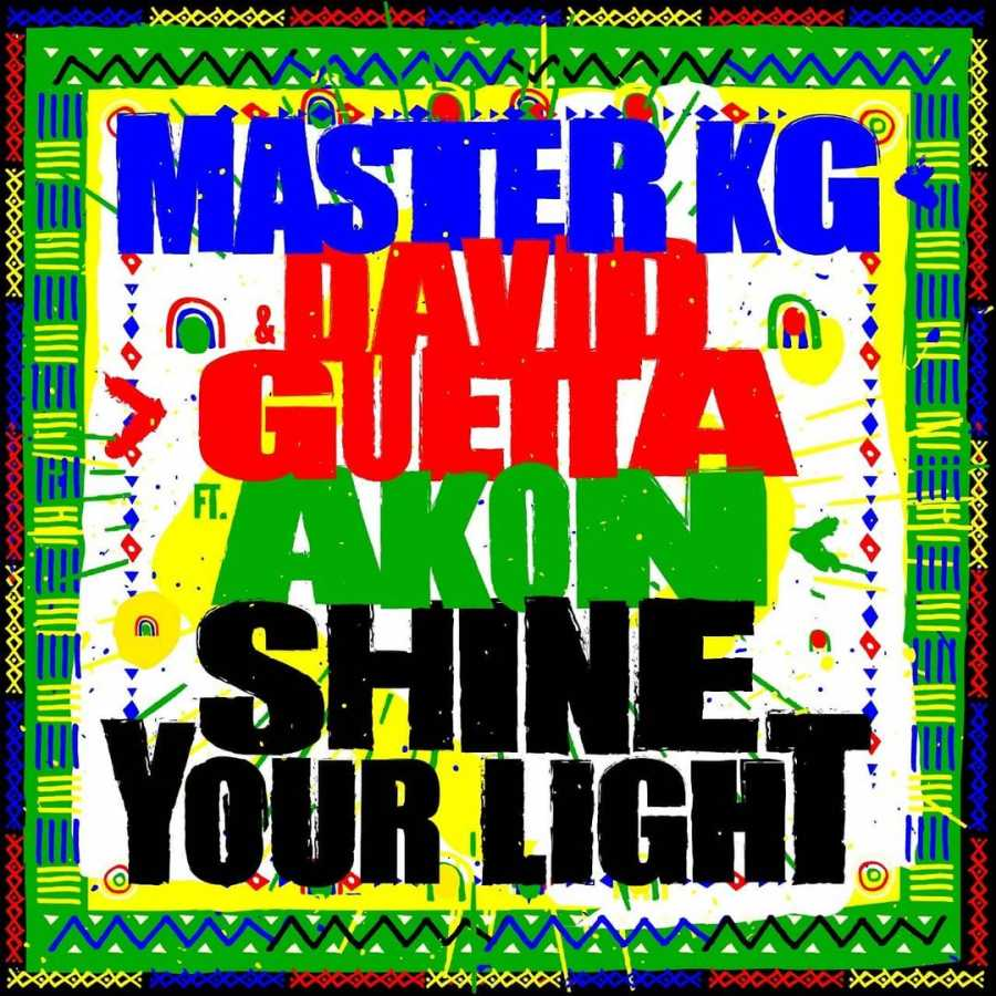 """Master KG To Drop """"Shine Your Light"""" With David Guetta And Akon"""