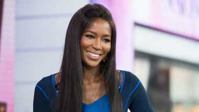 Mummy Naomi Campbell: Supermodel Becomes A Mother At 50