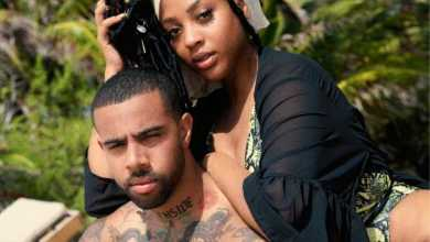 Nadia Nakai & Vic Mensa's Mexico Vacation Moments In Pictures & Video