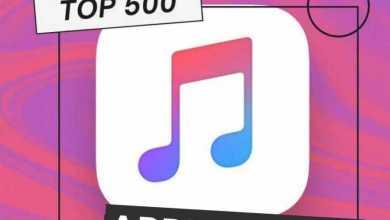 Top 500 Songs (Apple Music)