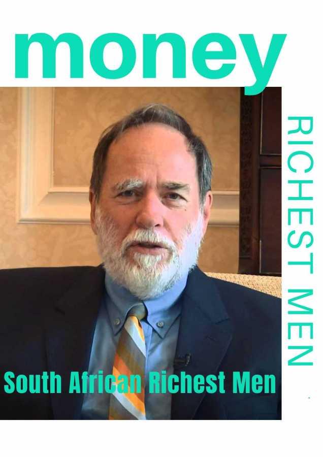 10 Richest South African Men