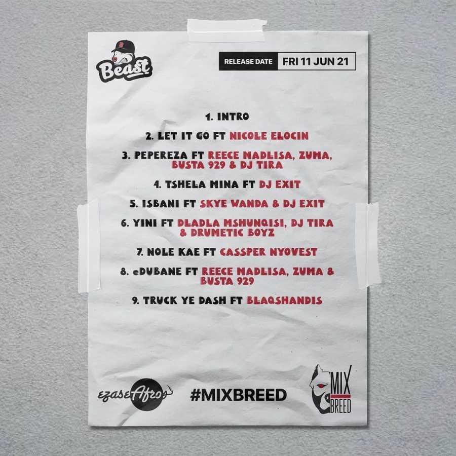Beast – Mix Breed Album