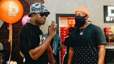 Cassper Nyovest & Drip Footwear Dropping #Root of  Fame Collection Next Week