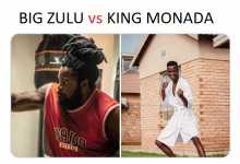 #CelebrityBoxing: Mzansi Divided In Big Zulu vs King Monada