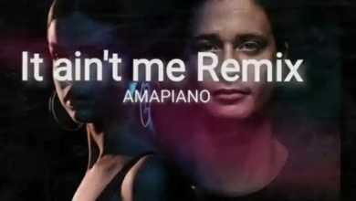 DJ Abux & Soulking – It Ain't Me (Amapiano Remix) ft. Innocent