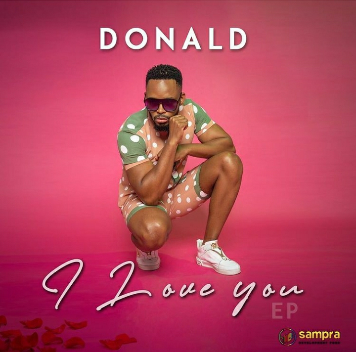 """Donald """"I Love You"""" EP Drops Soon, See Tracklist and Artwork"""