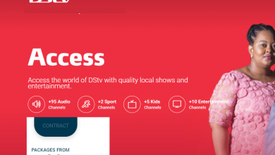 DStv Access Package Price & Channels List