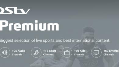 DStv Premium Package Price & Channels List