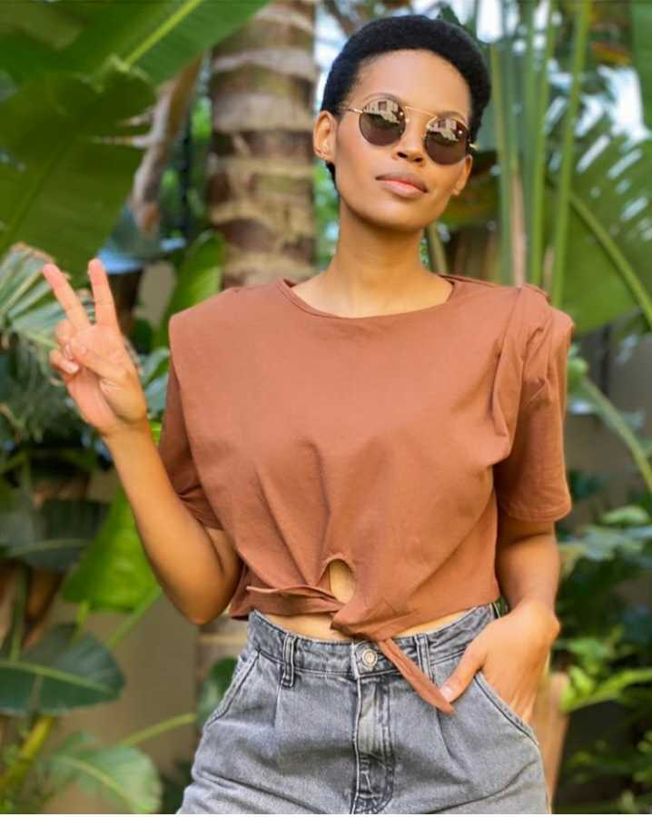 Gail Mabalane Biography: Age, Net Worth, Husband, Parents, Hair Style, Acting, Child, Education & Contact Details