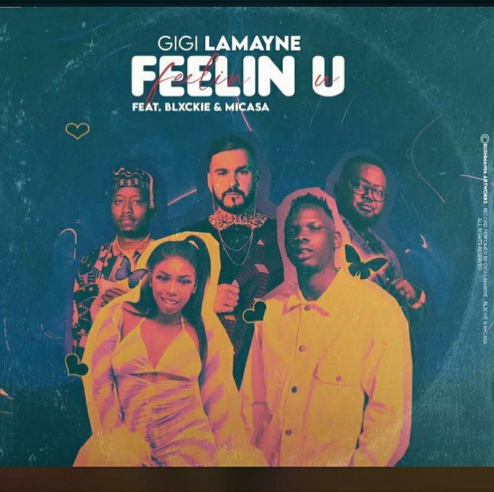 "Gigi LaMayne to drop ""Feelin U"" Ft. Blxckie & Mi Casa This Friday"