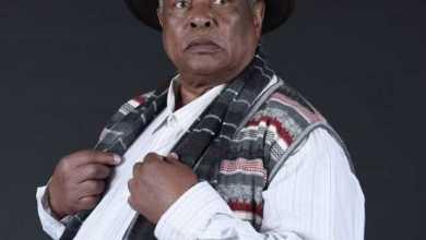 Veteran Actor MacDonald Mathunjwa Is Dead