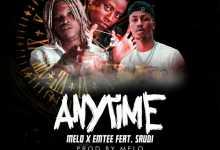 Melo - Anytime (ft. Emtee & Saudi)