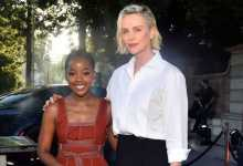 Mzansi Excited As Thuso Mbedu Hangs Out With Charlize Theron in the US