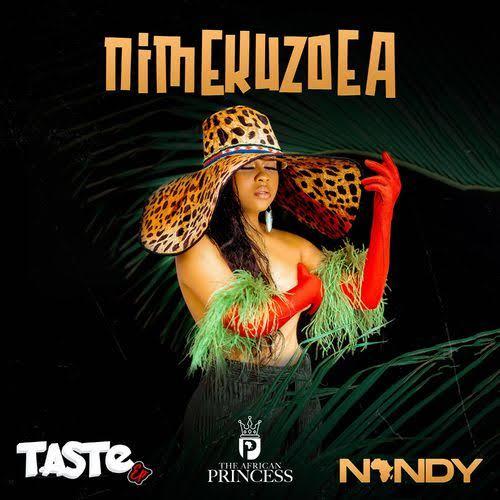 Nandy – Nimekuzoea