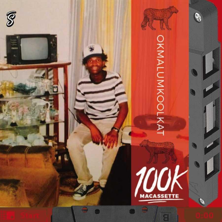 "Okmalumkoolkat Rereleases His SAHHA Winner, 100k MaCassette Mixtape, Digitally As Well As ""Spovagang"" Ft. uSanele"