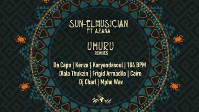 Sun-El Musician To Release Uhuru Remixes Featuring Da Capo, Kenza, Dlala Thukzin, Caiiro & More